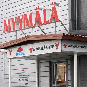 Polarican myymälä Rovaniemen Ahjotiellä
