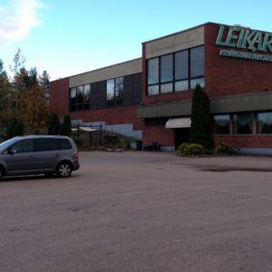 Hotelli Leikari