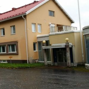 Mikkelin vastaanottokeskus odottaa turvapaikanhakijoita.