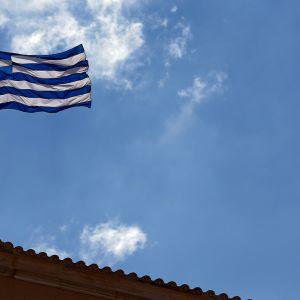 Kreikan Lippu.