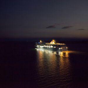 Tallink Silja Linen laiva Victoria.