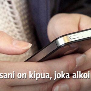 syöpähoidot kännykkä.
