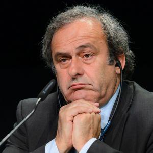 Michel Platini kuvassa