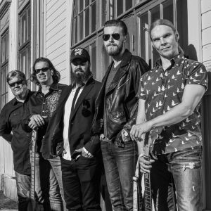 Wentus Blues Bandin jäsenet.
