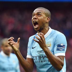 Manchester Cityn Fernandinho