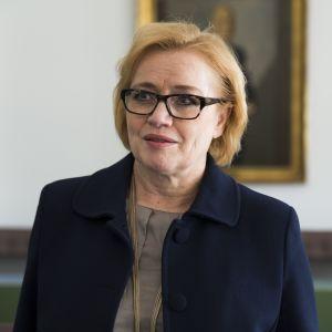 Helsingin apulaiskaupunginjohtaja Ritva Viljanen