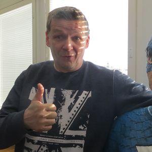 JP Matikainen ja Kapteeni Amerikka