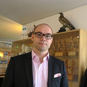 Kunnanjohtaja Kalle Larsson