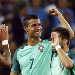Ronaldo juhlii