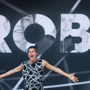 Robin Ruisrockissa 2016.