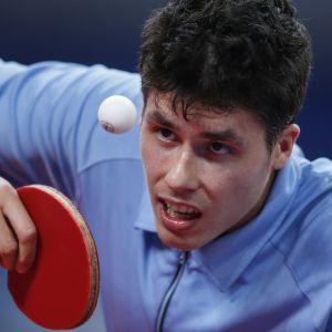 Benedek Olah Jekaterinburgin EM-kisoissa 2015.