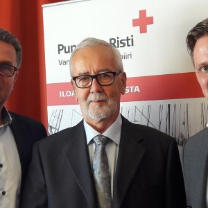 Marko Alho, Heikki Laaksonen, Timo Rytkönen
