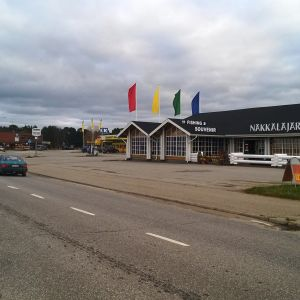 Inari keskusta syyskuu 2016