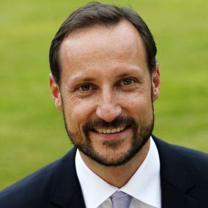 Norjan kruununprinssi Haakon.