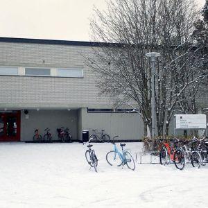 Kuvassa Kiviniityn kuvan sisäänkäynti Kokkolassa
