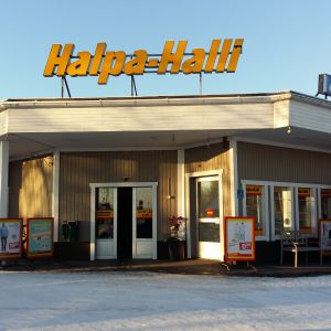 Halpa-Halli i Vörå stänger i januari 2018 | Österbotten | svenska.yle.fi