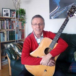 Laulaja, muusikko ja multi-instrumentalisti Keijo Minerva aloitti uransa 50-vuotta sitten.