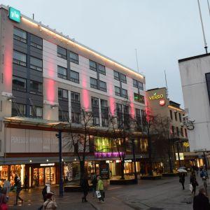 Jyväskylän keskusta, Kompassi aukio