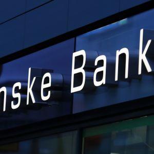 Danske Bankin logo.