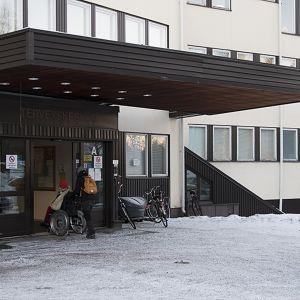 Sairaalakadun terveyskeskus Rovaniemellä