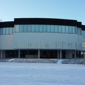 Anjalankosken entinen kaupungintalo Kouvolassa