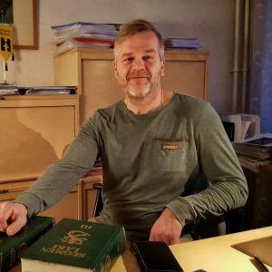 Matti Ervasti, asianajaja Kuusamo