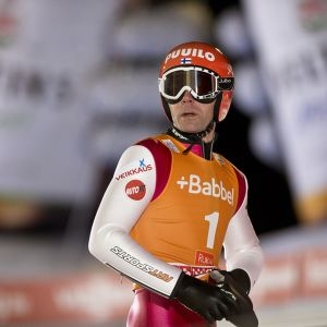 Janne Ahonen voitti Zakopanen kisan 18 vuotta sitten.