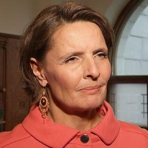 Liikenneministeri Anne Berner.