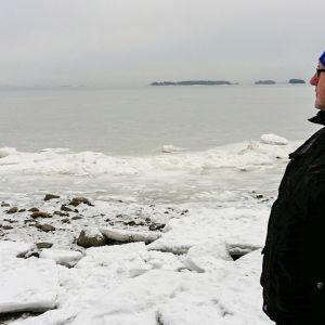 Jouni Vainio, jääasiantuntija, Ilmatieteenlaitos