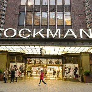 Stockmann Helsingissä.