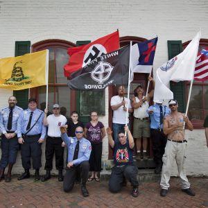 Aryan Nations USA ja sympatisoijaryhmiä.