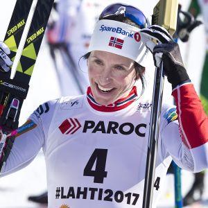 Norjan Marit Björgen.