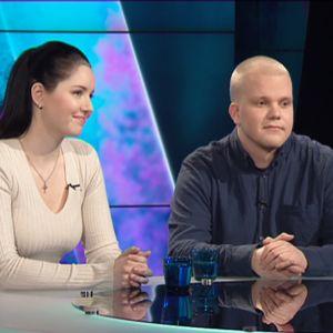 Onni Westlund Kristiina Teräistö.