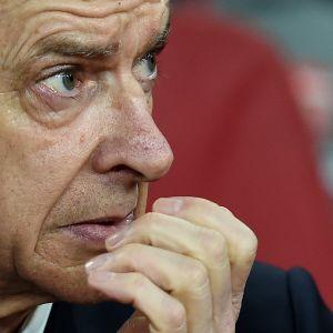Arsene Wenger, Arsenal-valmentaja