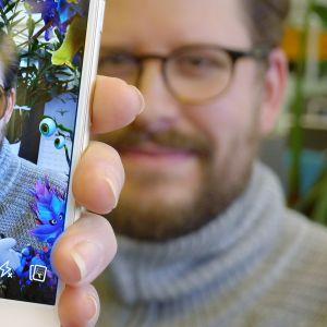 Facebook on avannut mobiilisovelluksensa käyttäjille.