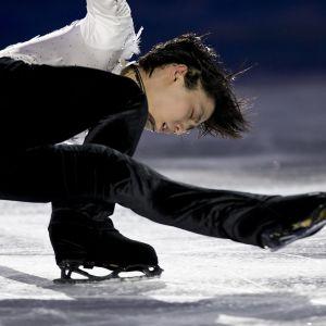 Yuzuru Hanyu kuvassa