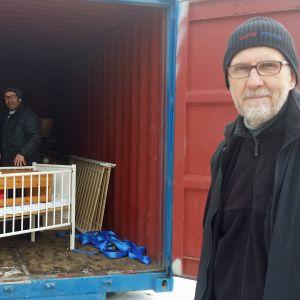 Tapio Rautiainen, Janne Kuusiniemi ja Seppo Ronkainen