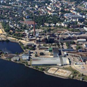 Kotkamillsin tehdas Kotkassa