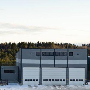 Biokaasulaitos Kiteellä.