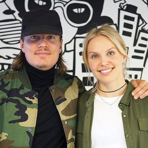 Keko Salata ja Anne Lainto