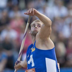 Julian Weber.