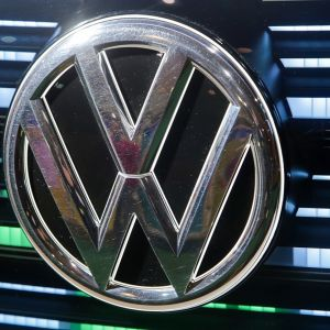 Kuva Volkswagenin merkistä.