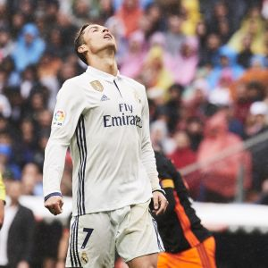 Real Madridin Cristiano Ronaldo