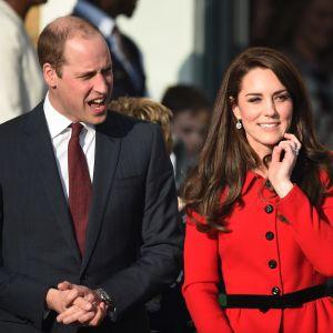 Catherine ja William