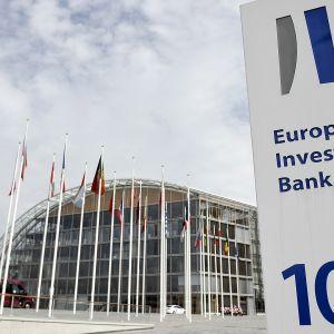 Euroopan investointipankin pääkonttori sijaitsee Luxemburgissa.