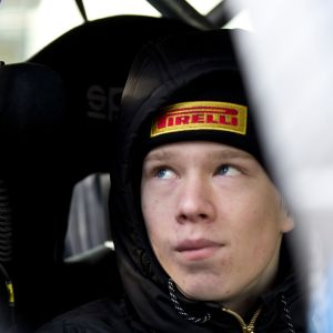 Kalle Rovanperä.