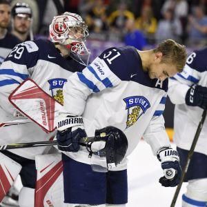 Valtteri Filppula oli yksi Leijonien NHL-vahvistuksista.