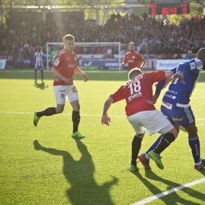 HIFK HJK, Hänninen Jallow