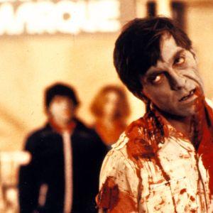 Kuolleiden aamunkoitto -elokuvan lehdistökuva vuodelta 1978.