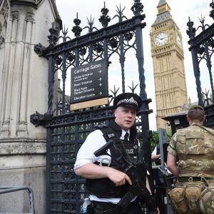 Britannian poliisi